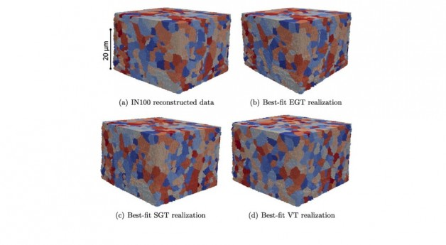 Tessellation growth models for polycrystalline microstructures